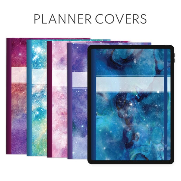 Shop Planner Covers